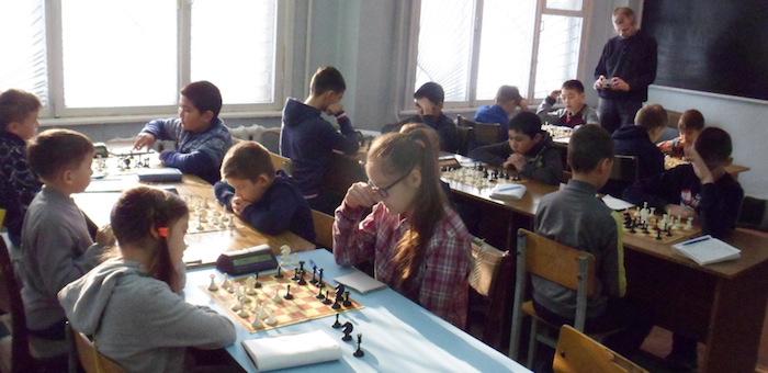 Горно-алтайские шахматисты побывали с дружеским визитом в Бийске