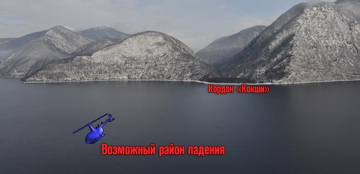 Крушение вертолета над Телецким – что известно на сегодняшний день (фото, видео, инфографика)