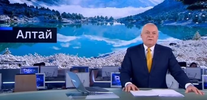 «Россия-1» рассказала о туризме в Горном Алтае