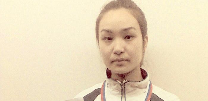 Школьница из Усть-Муты стала призером Первенства Сибири по боксу