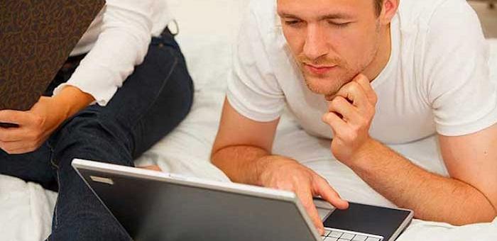 В поиске работы поможет Интернет