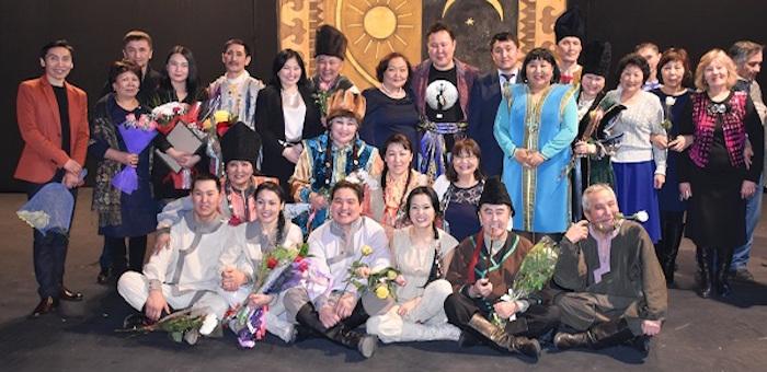 Премьера спектакля «Чейнеш» состоялась в Национальном театре