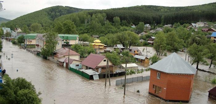 В Горно-Алтайске готовятся к паводку