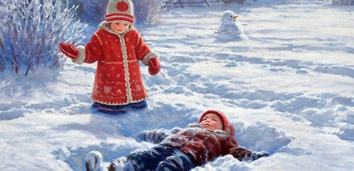 Воспитатель забыла ребенка на морозе