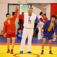 Валерий Сороноков в пятый раз стал чемпионом России