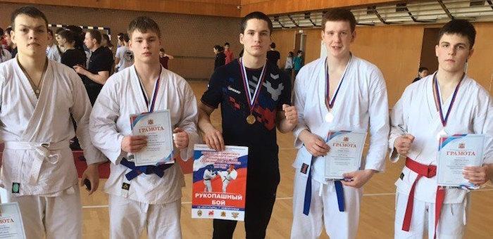 Пять медалей на первенстве Сибири по рукопашному бою завоевали спортсмены из Горно-Алтайска