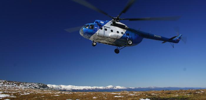Благодаря авиации за два месяца медикам удалось спасти трех человек