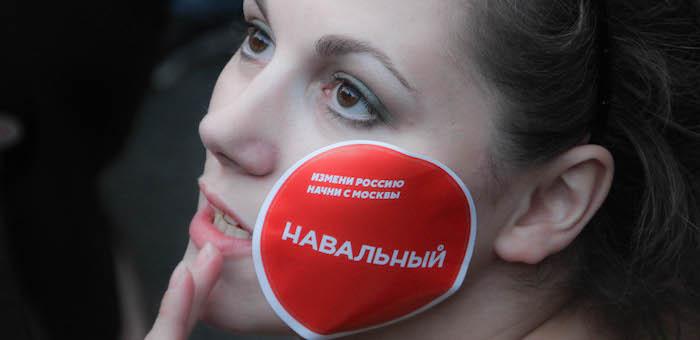 Госдеп осудил Россию за задержание сторонников Навального