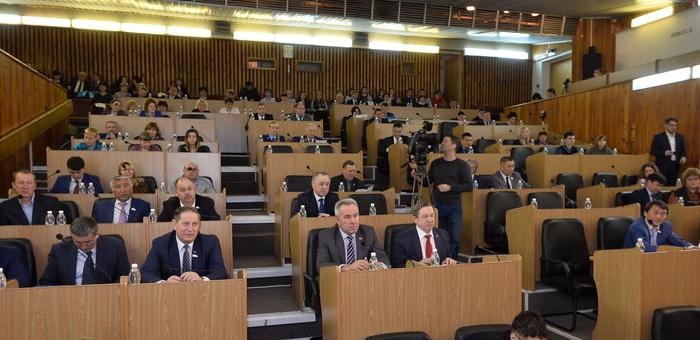 В Госсобрании обсудили состояние регионального законодательства
