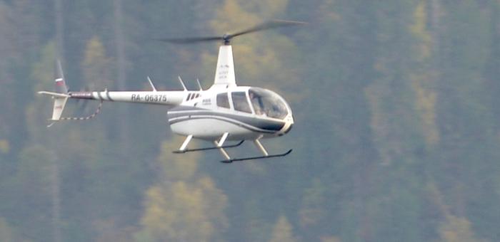 Росавиация назвала обстоятельства, приведшие к крушению вертолета над Телецким озером