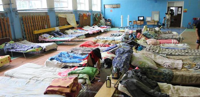 109 пунктов временного размещения подготовили в Республике Алтай