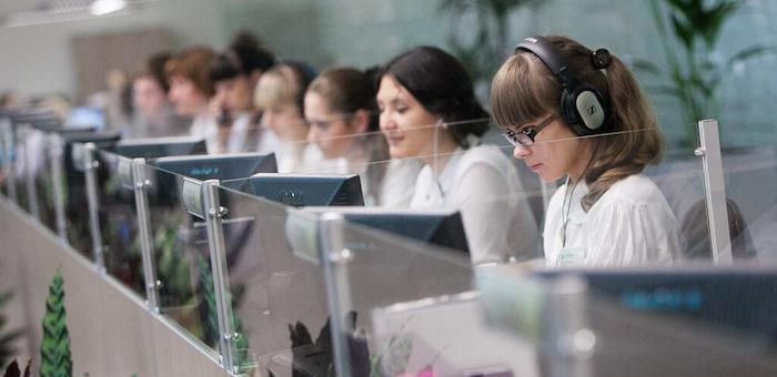 Эволюция колл центров в России