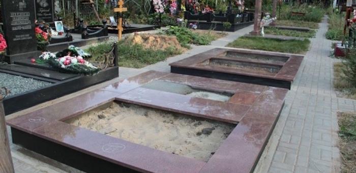 Место на кладбище: порядок его получения