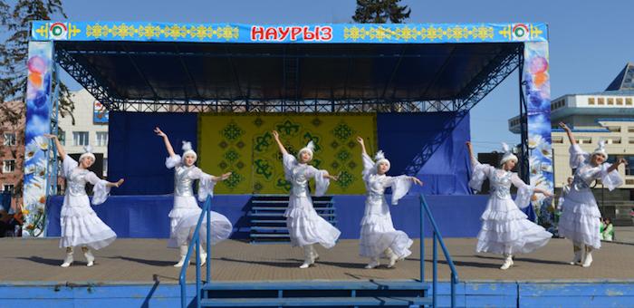 В воскресенье в Горно-Алтайске отпразднуют Наурыз