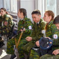 Кадеты из Усть-Кана стали третьими на первенстве Сибири по огневой подготовке