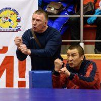 Двое атлетов с Алтая включены в основной состав сборной России по греко-римской борьбе