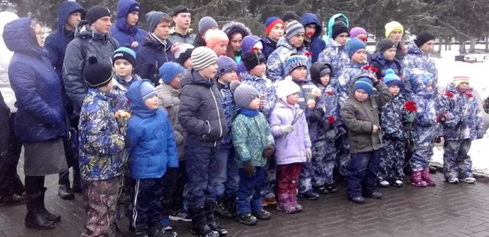 В Горно-Алтайске почтили память жертв петербургского теракта (фото)