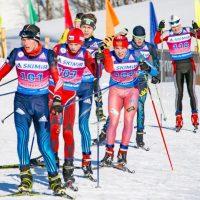 Биатлонисты завершили спортивный сезон