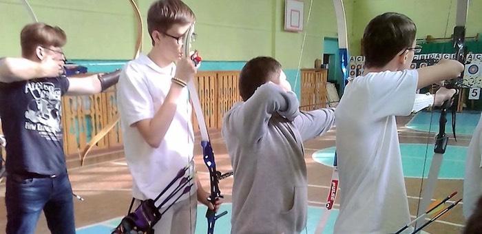 Горно-алтайские лучники выступили на соревнованиях в Кузбассе