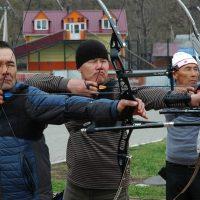 Открытое первенство по стрельбе из лука прошло в Горно-Алтайске