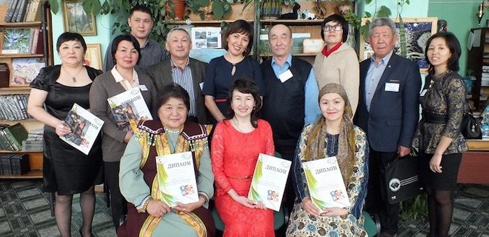 В Горно-Алтайске прошел конкурс чтецов «Живая классика на алтайском языке»