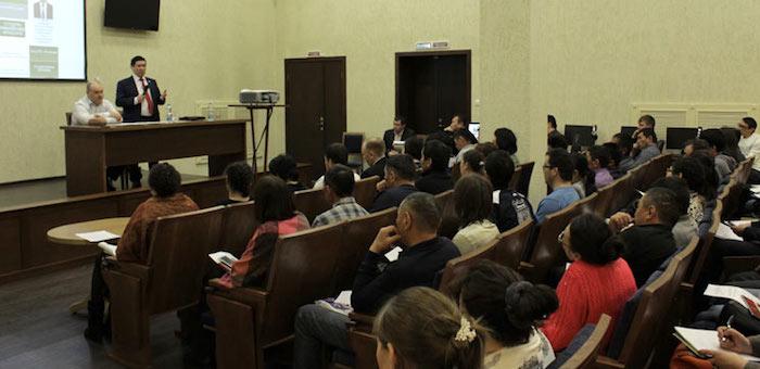 Семинар для предпринимателей по вопросам господдержки прошел в Горно-Алтайске