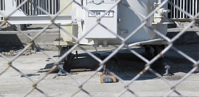 На объекте энергетики было обнаружено «взрывное устройство»