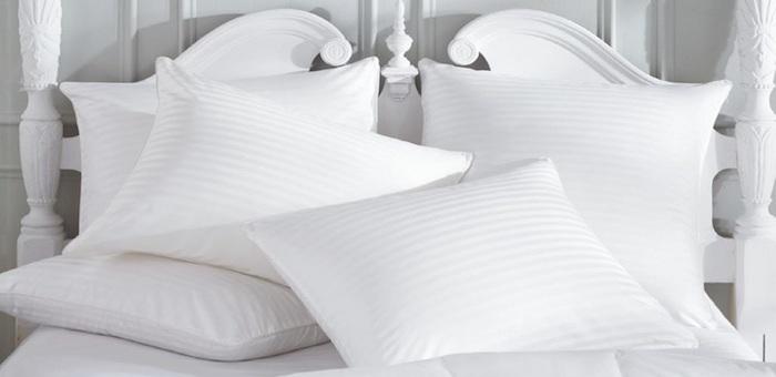 Подушки натуральные и синтетические: у каждой свои преимущества