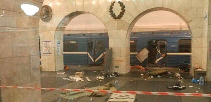 Супруга и внучка алтайского бизнесмена Сергея Зяблицкого пострадали при взрыве в петербургском метро