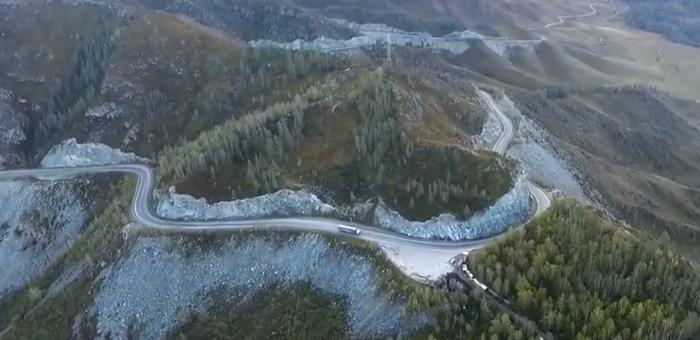 На перевале Чике-Таман начинается ремонт Чуйского тракта