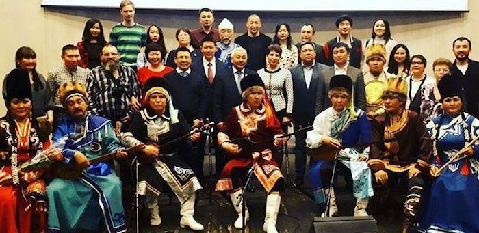 Алтайские кайчи выступили на сцене Московского Дома музыки