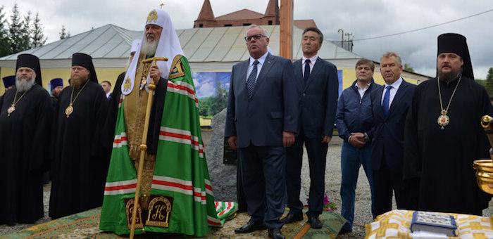 Иван Белеков поддержал идею строительства кафедрального собора в Горно-Алтайске