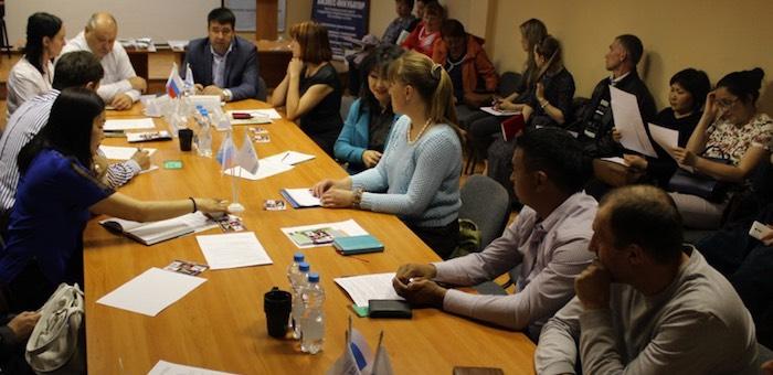 В Республике Алтай впервые прошла Неделя бизнеса