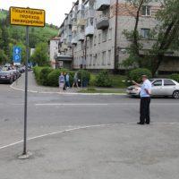 В Горно-Алтайске ликвидируют пять пешеходных переходов