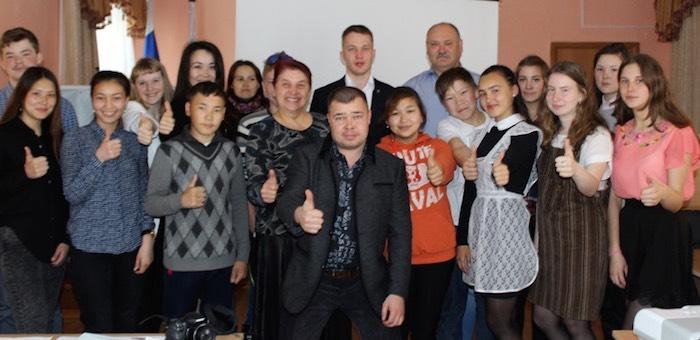 Молодежь республики участвует в проекте «Ты – предприниматель»