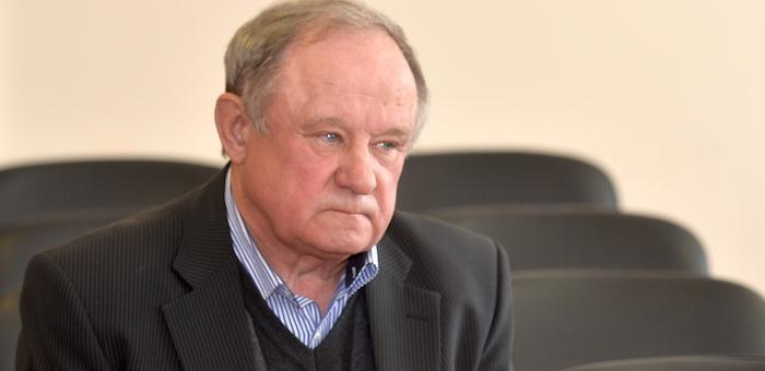 Виктор Облогин объявил голодовку