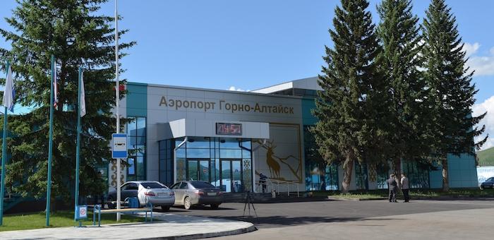 Горно-алтайский аэропорт переходит на летнее расписание