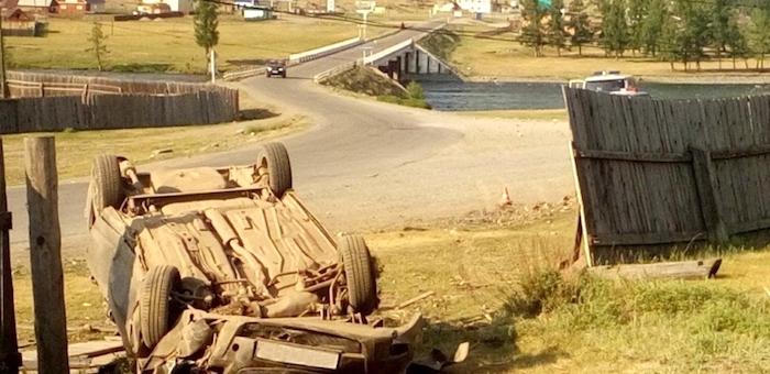 В Улагане в ДТП погиб водитель из Чибили