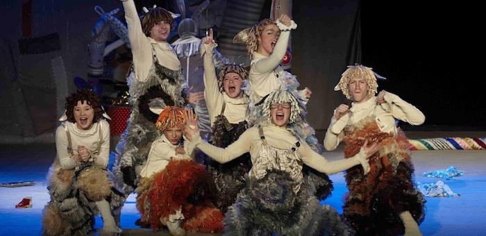 Гастроли московского театра юного зрителя пройдут в Горно-Алтайске