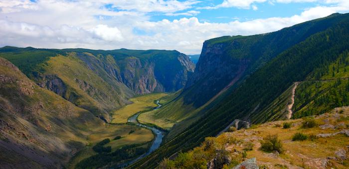 Республика Алтай стала одним из лидеров экологического рейтинга
