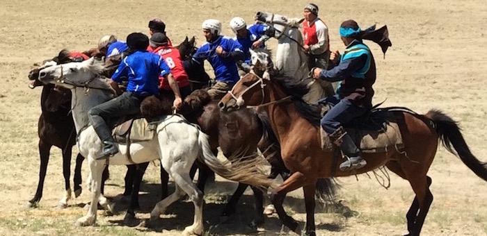 Чемпионат по кок-бору пройдет в Онгудайском районе