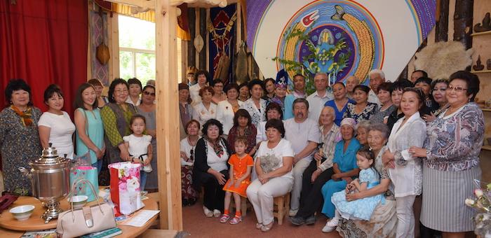 Этногалерея «Энчи» открылась в Горно-Алтайске