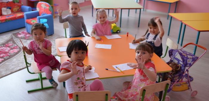 895 мест в детсадах распределено между очередниками