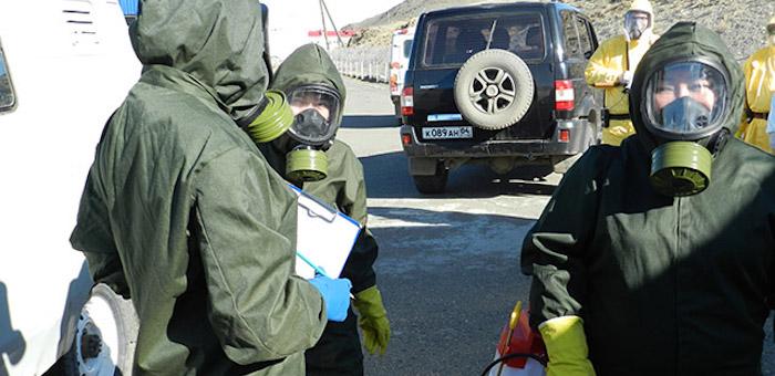 Профилактику чумы обсудили в Роспотребнадзоре