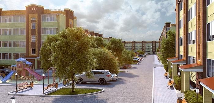 ЖК «Greenpark» в Ульяновске: качественный уровень загородной жизни — в черте города