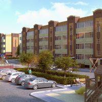 ЖК «Greenpark» в Ульяновске: качественный уровень загородной жизни - в черте города
