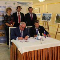Круглый стол по вопросам сохранения Телецкого озера прошел в Совете Федерации