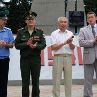 В Парке Победы состоялась торжественная отправка призывников в армию