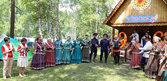 Делегация Горно-Алтайска вошла в число призеров фестиваля «Родники Алтая»
