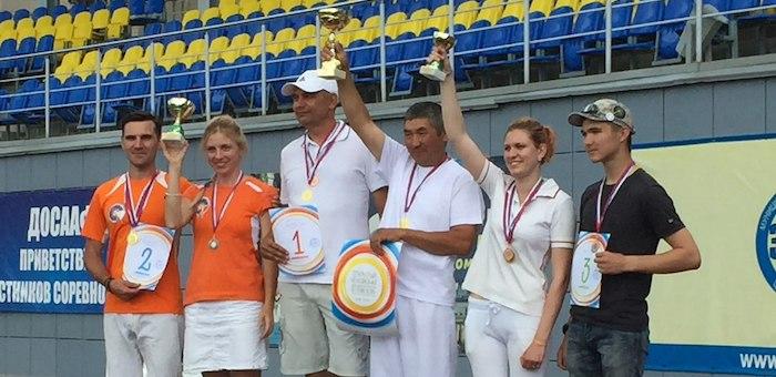 Команда Республики Алтай по стрельбе из лука привезла «золото» из Новосибирска